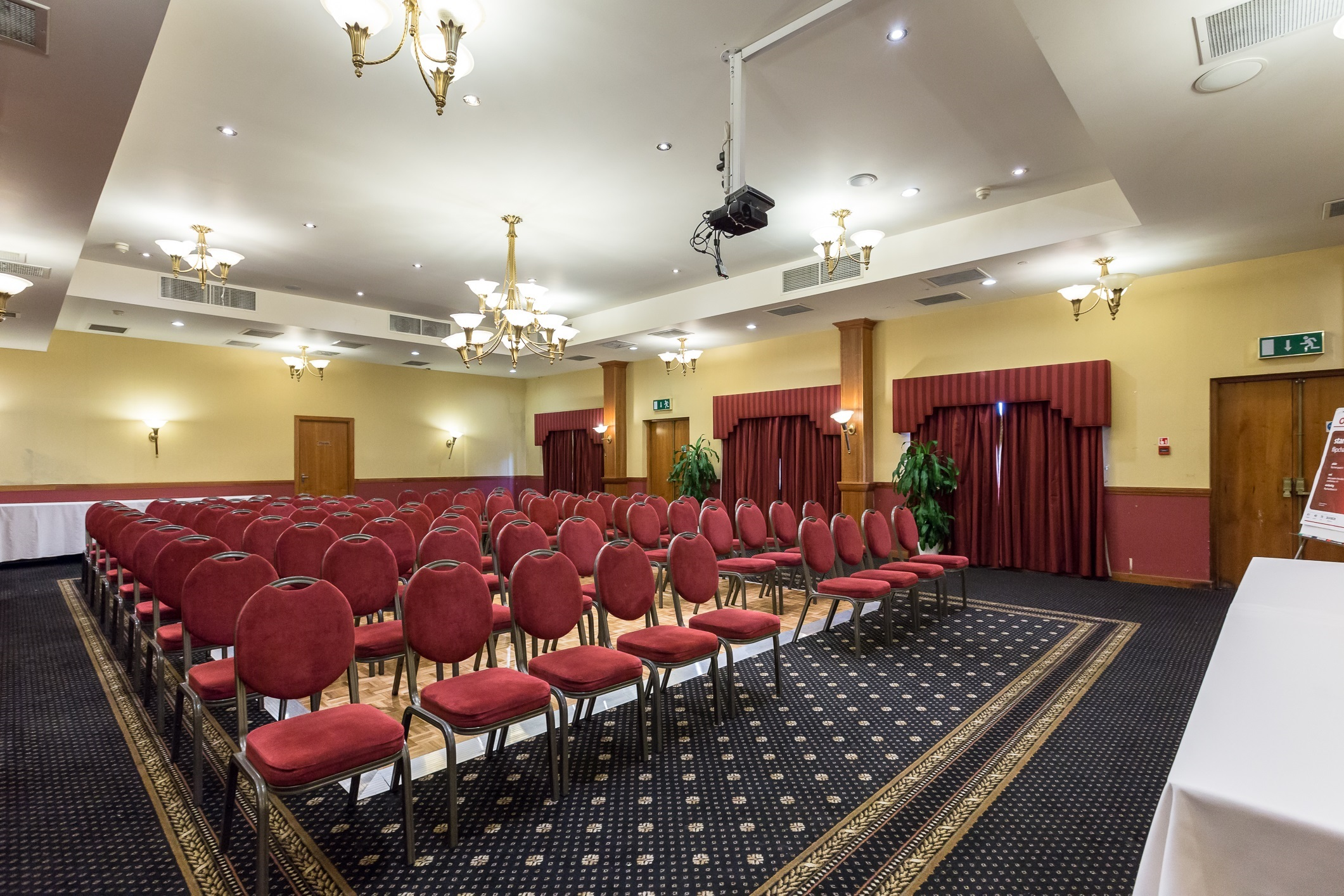 Meeting rooms Wembley International Hotel