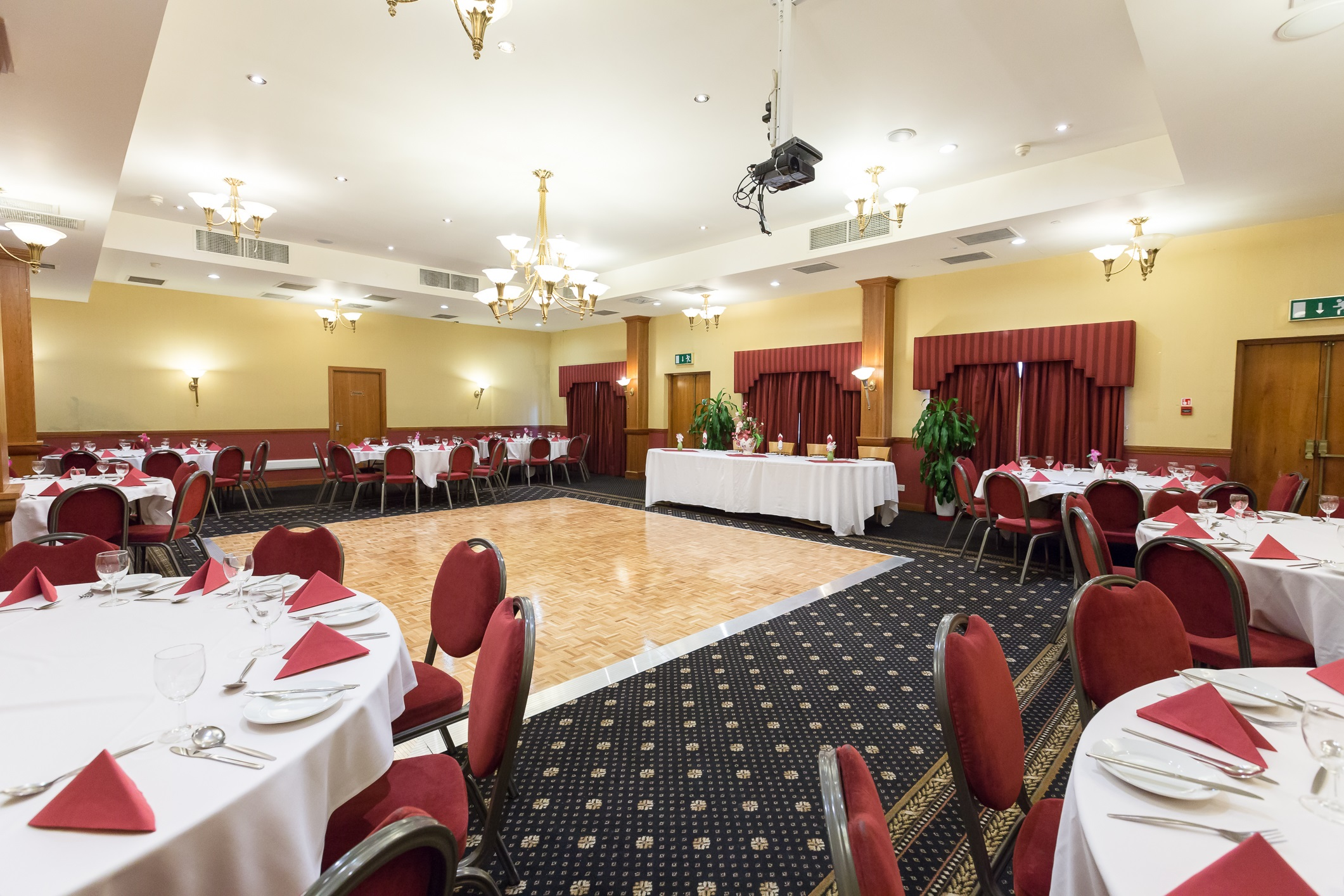 Wedding and function halls Wembley International Hotel