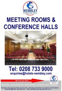 Wembley International Hotel meeting rooms