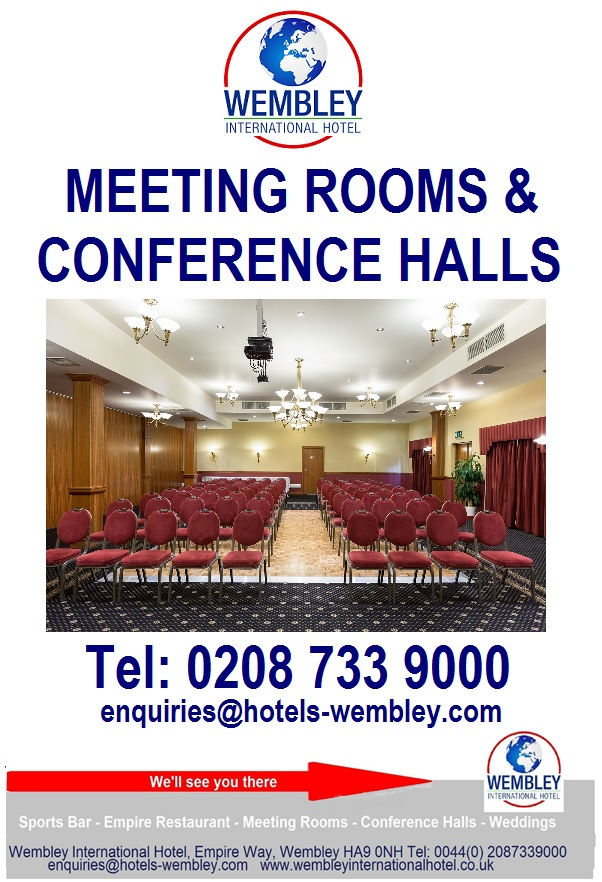 Wembley International Hotel meeting rooms