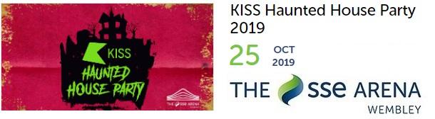 Wembley Arena Kiss concert 2019