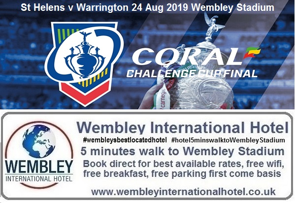 Rugby Challenge Cup Final 2019