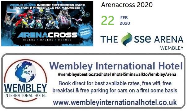 Wembley Arena 2020 ArenaCross