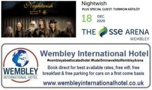 Wembley Arena 2020 Nightwish