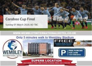 Wembley Stadium Carabao