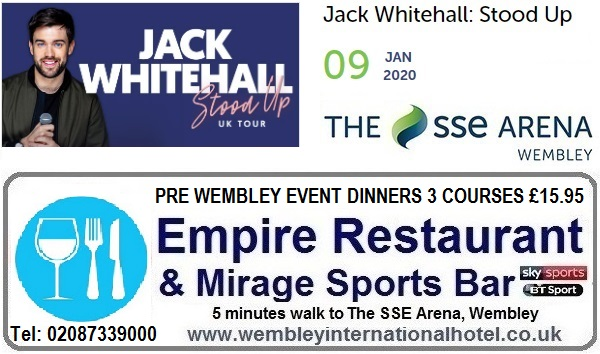 Pre Wembley Event Dinners